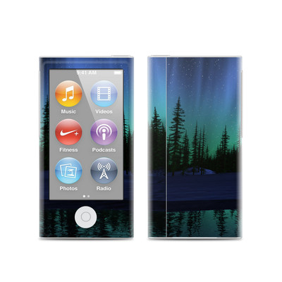 Apple iPod Nano (7G) Skin - Aurora