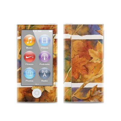 Apple iPod Nano (7G) Skin - Autumn Days