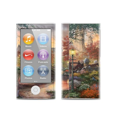Apple iPod Nano (7G) Skin - Autumn in New York