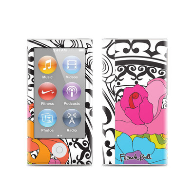 Apple iPod Nano (7G) Skin - Barcelona
