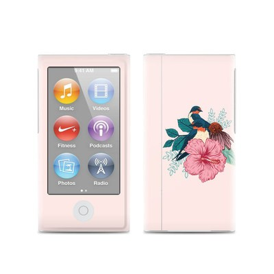 Apple iPod Nano (7G) Skin - Barn Swallows