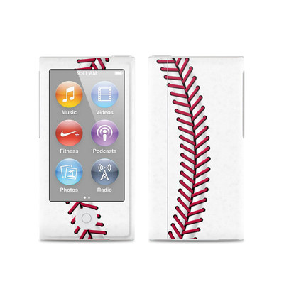 Apple iPod Nano (7G) Skin - Baseball