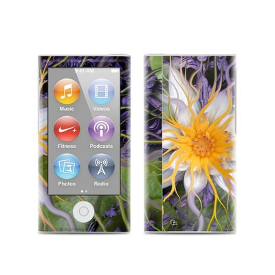 Apple iPod Nano (7G) Skin - Bali Dream Flower