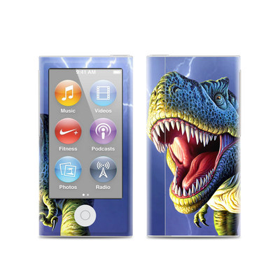 Apple iPod Nano (7G) Skin - Big Rex
