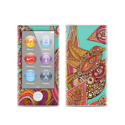 Apple iPod Nano (7G) Skin - Bird In Paradise