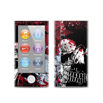 Apple iPod Nano (7G) Skin - Blast