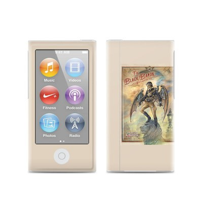 Apple iPod Nano (7G) Skin - The Black Baron