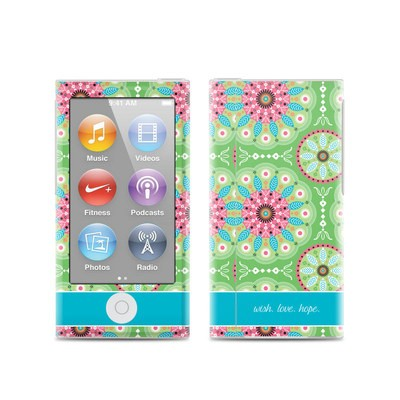 Apple iPod Nano (7G) Skin - Boho