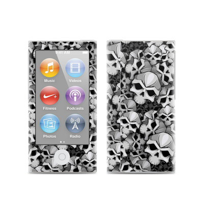 Apple iPod Nano (7G) Skin - Bones