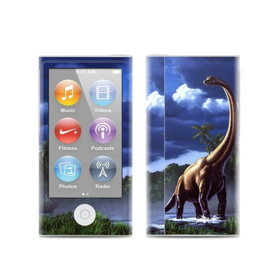 Apple iPod Nano (7G) Skin - Brachiosaurus