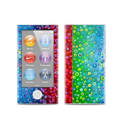 Apple iPod Nano (7G) Skin - Bubblicious