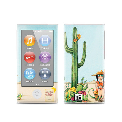Apple iPod Nano (7G) Skin - Cactus