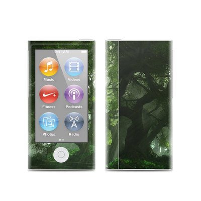 Apple iPod Nano (7G) Skin - Canopy Creek Spring