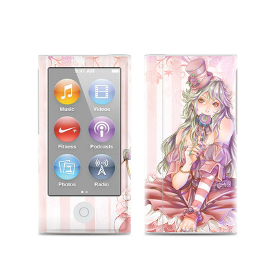 Apple iPod Nano (7G) Skin - Candy Girl