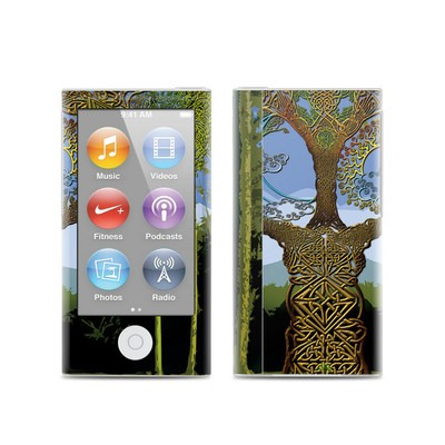 Apple iPod Nano (7G) Skin - Celtic Tree