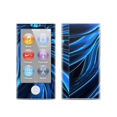 Apple iPod Nano (7G) Skin - Cerulean