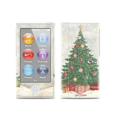Apple iPod Nano (7G) Skin - Christmas Wonderland