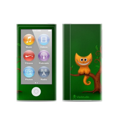 Apple iPod Nano (7G) Skin - Cheshire Kitten