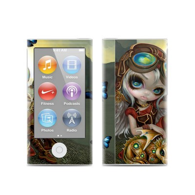 Apple iPod Nano (7G) Skin - Clockwork Dragonling