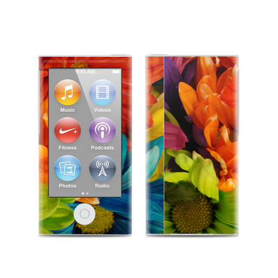 Apple iPod Nano (7G) Skin - Colours