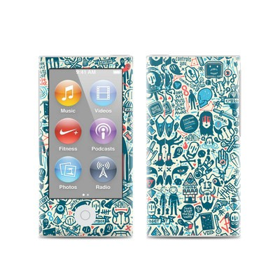 Apple iPod Nano (7G) Skin - Committee