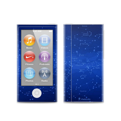Apple iPod Nano (7G) Skin - Constellations