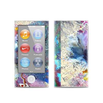 Apple iPod Nano (7G) Skin - Cosmic Flower