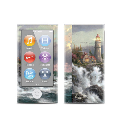 Apple iPod Nano (7G) Skin - Conquering Storms