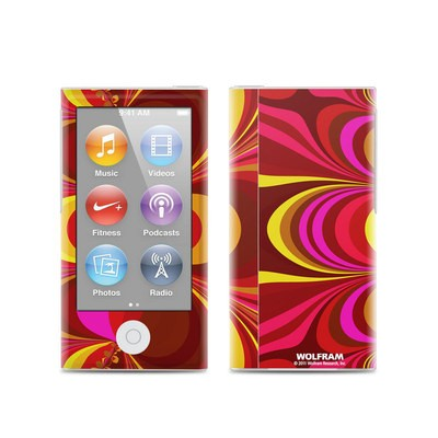 Apple iPod Nano (7G) Skin - Cyclotomic Contours