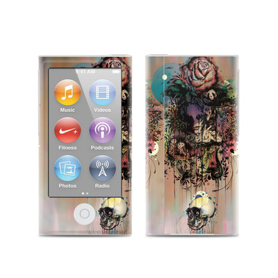 Apple iPod Nano (7G) Skin - Doom and Bloom