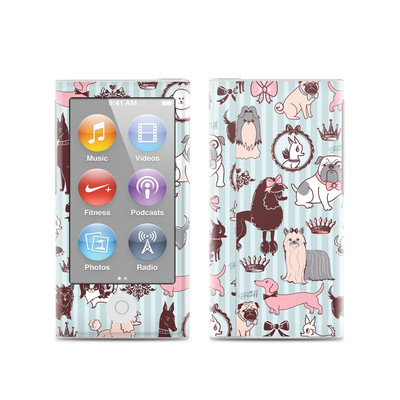 Apple iPod Nano (7G) Skin - Doggy Boudoir