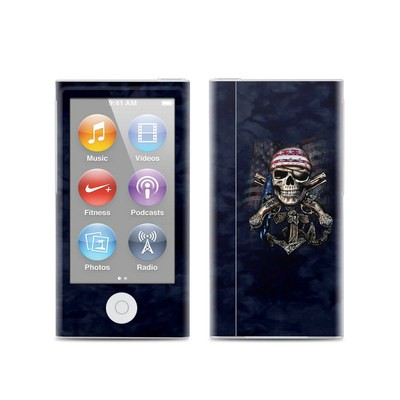 Apple iPod Nano (7G) Skin - Dead Anchor