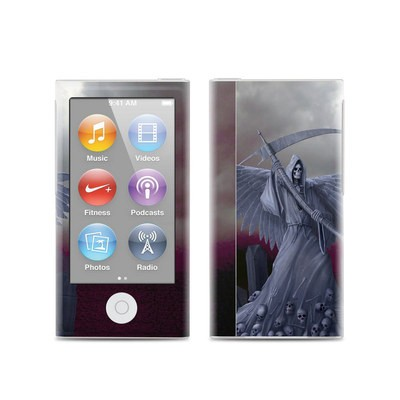 Apple iPod Nano (7G) Skin - Death on Hold