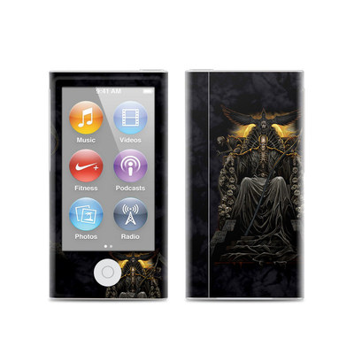 Apple iPod Nano (7G) Skin - Death Throne