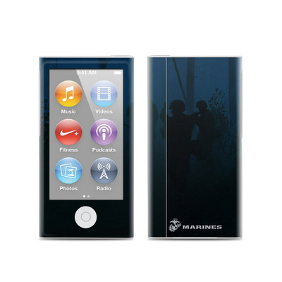 Apple iPod Nano (7G) Skin - Deploy