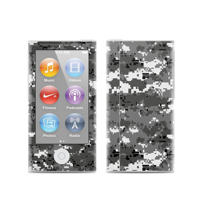 Apple iPod Nano (7G) Skin - Digital Urban Camo