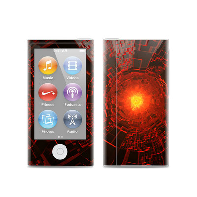 Apple iPod Nano (7G) Skin - Divisor