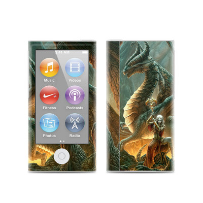 Apple iPod Nano (7G) Skin - Dragon Mage