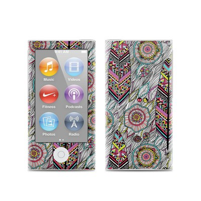 Apple iPod Nano (7G) Skin - Dream Feather