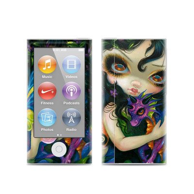 Apple iPod Nano (7G) Skin - Dragonling Child