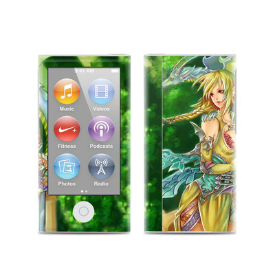 Apple iPod Nano (7G) Skin - Dragonlore