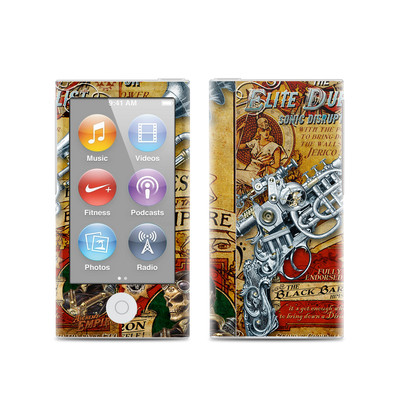 Apple iPod Nano (7G) Skin - The Duelist
