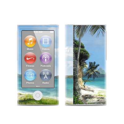 Apple iPod Nano (7G) Skin - El Paradiso