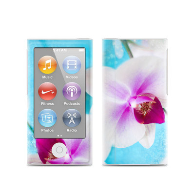 Apple iPod Nano (7G) Skin - Eva's Flower