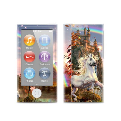 Apple iPod Nano (7G) Skin - Evening Star