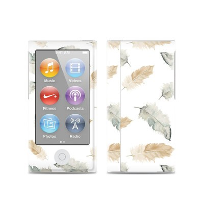 Apple iPod Nano (7G) Skin - Feathers