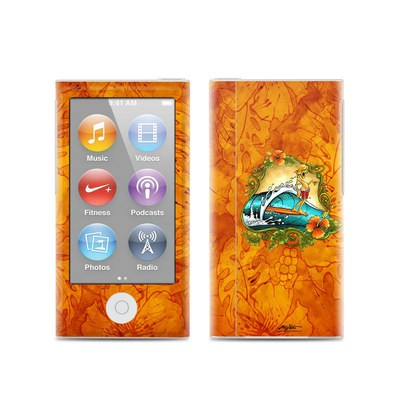 Apple iPod Nano (7G) Skin - Five Slide