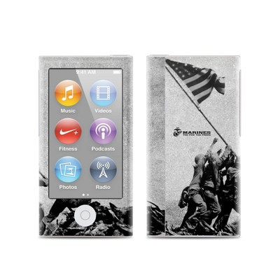Apple iPod Nano (7G) Skin - Flag Raise