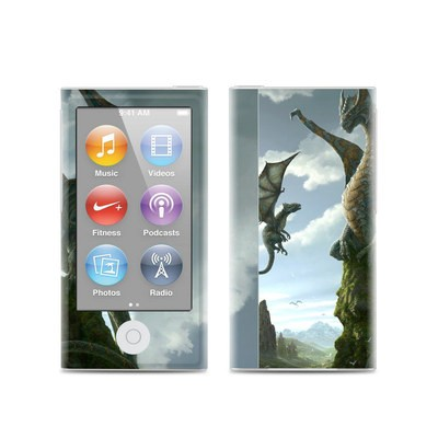 Apple iPod Nano (7G) Skin - First Lesson