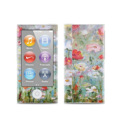Apple iPod Nano (7G) Skin - Flower Blooms